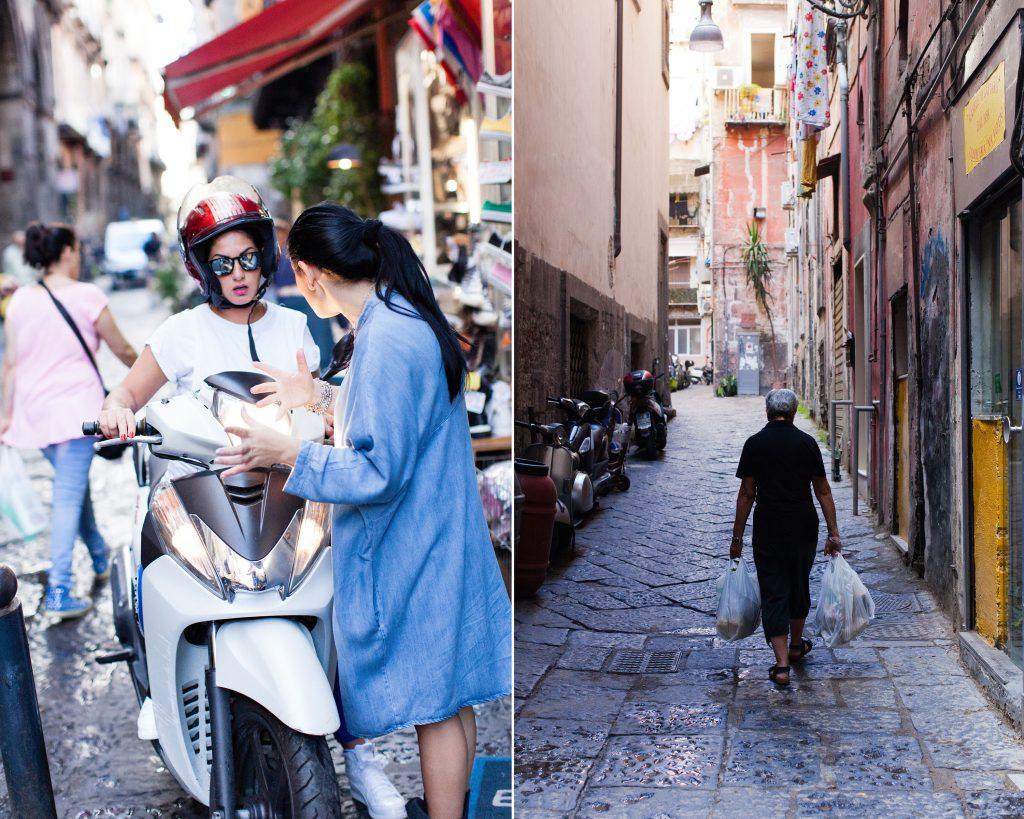 Naples Street Life