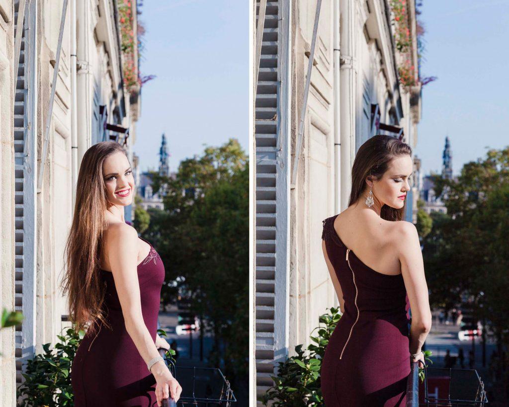 Leah Paris Balcony